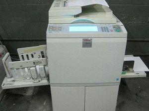 ремонт принтера LANIER LDD250