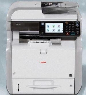 ремонт принтера LANIER MP 401SPF