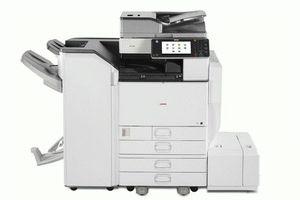 ремонт принтера LANIER MP C3502