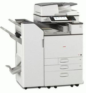ремонт принтера LANIER MP C6003