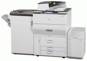 ремонт принтера LANIER MP C6502