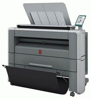 ремонт принтера OCE PLOTWAVE 350 P1R