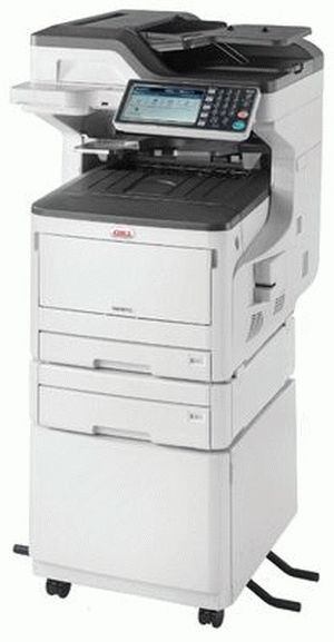 ремонт принтера OKI MC873DNCT