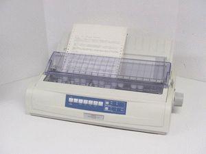 ремонт принтера OKI MICROLINE 421N BLACK