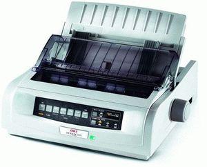 ремонт принтера OKI MICROLINE 5520