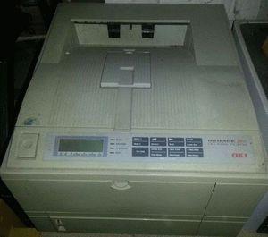 ремонт принтера OKI OKIPAGE 16N