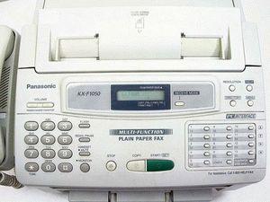 ремонт принтера PANASONIC KX-F1050