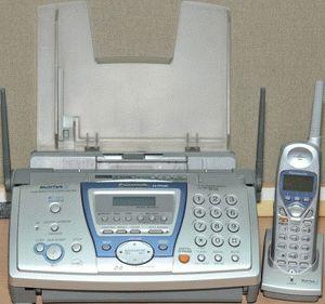 ремонт принтера PANASONIC KX-FPG381