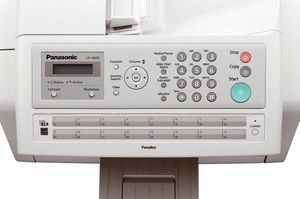 ремонт принтера PANASONIC PANAFAX UF-4600