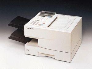 ремонт принтера PANASONIC PANAFAX UF-560