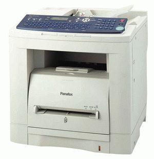 ремонт принтера PANASONIC PANAFAX UF-8000