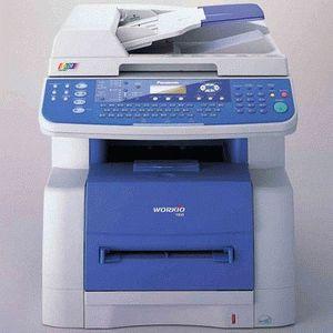 ремонт принтера PANASONIC WORKIO DP-190