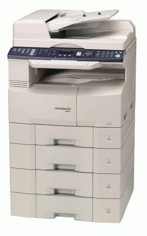 ремонт принтера PANASONIC WORKIO DP-8020E
