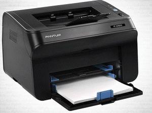ремонт принтера PANTUM P1050