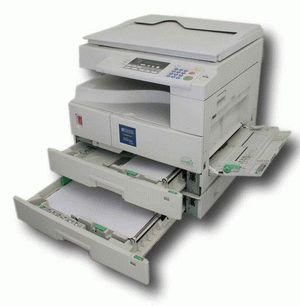 ремонт принтера RICOH AFICIO 1018