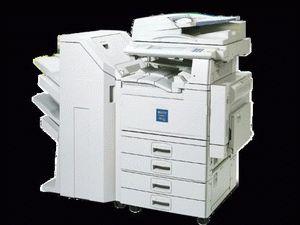 ремонт принтера RICOH AFICIO 1035