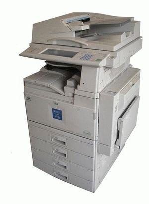 ремонт принтера RICOH AFICIO 1045