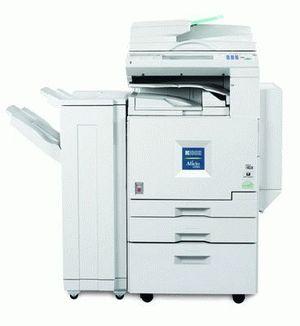 ремонт принтера RICOH AFICIO 1232C