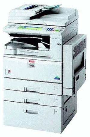 ремонт принтера RICOH AFICIO 3035G