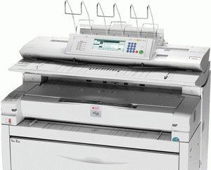 ремонт принтера RICOH AFICIO 480W