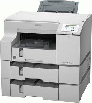 ремонт принтера RICOH AFICIO GXE5550N