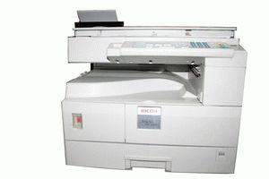 ремонт принтера RICOH AFICIO MP 1500