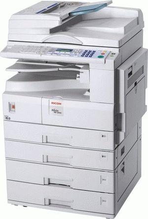 ремонт принтера RICOH AFICIO MP 2000