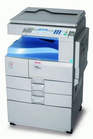 ремонт принтера RICOH AFICIO MP 2500