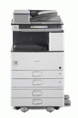 ремонт принтера RICOH AFICIO MP 3352