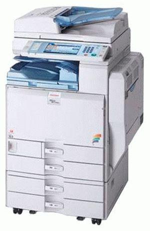 ремонт принтера RICOH AFICIO MP 4500 SP