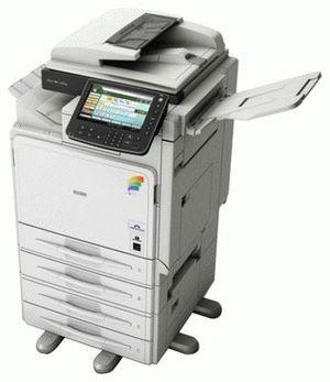 ремонт принтера RICOH AFICIO MP C400SR