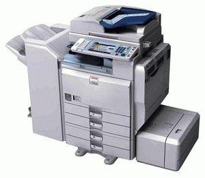 ремонт принтера RICOH AFICIO MP C6501SP