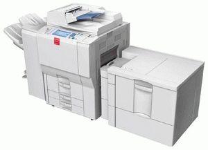 ремонт принтера RICOH AFICIO MP C7500SP