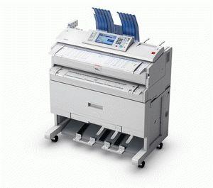 ремонт принтера RICOH AFICIO MP W2401