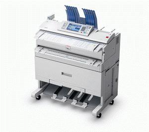 ремонт принтера RICOH AFICIO MP W3601