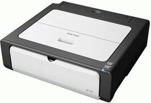 ремонт принтера RICOH AFICIO SP 100