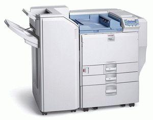 ремонт принтера RICOH AFICIO SP C821DN