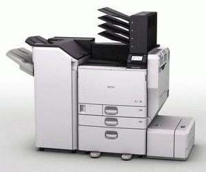 ремонт принтера RICOH AFICIO SP C831DN