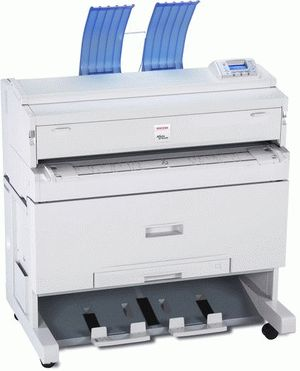 ремонт принтера RICOH AFICIO SP W2470