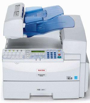 ремонт принтера RICOH FAX3320L