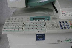 ремонт принтера RICOH FAX4410L