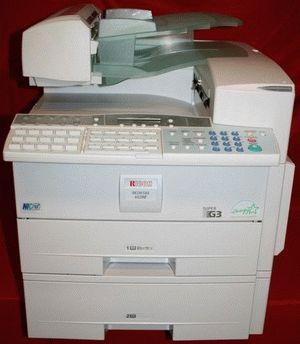 ремонт принтера RICOH FAX4420NF