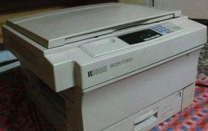 ремонт принтера RICOH FT3513