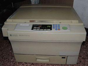 ремонт принтера RICOH FT3713