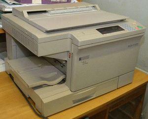 ремонт принтера RICOH FT4220