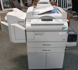 ремонт принтера RICOH FT4522