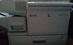 ремонт принтера RICOH FT4615