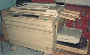 ремонт принтера RICOH FT5570