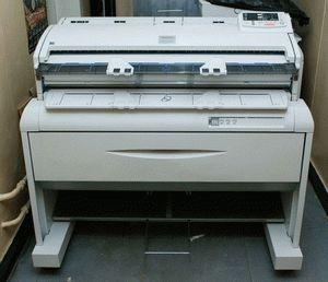 ремонт принтера RICOH FW 780