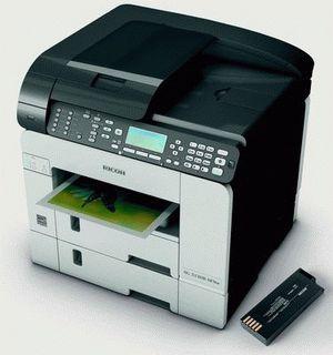 ремонт принтера RICOH SG 3120B SFNW